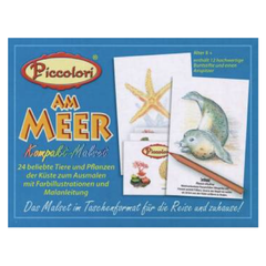 Piccolori - Am Meer - Heritage Playing Card Company