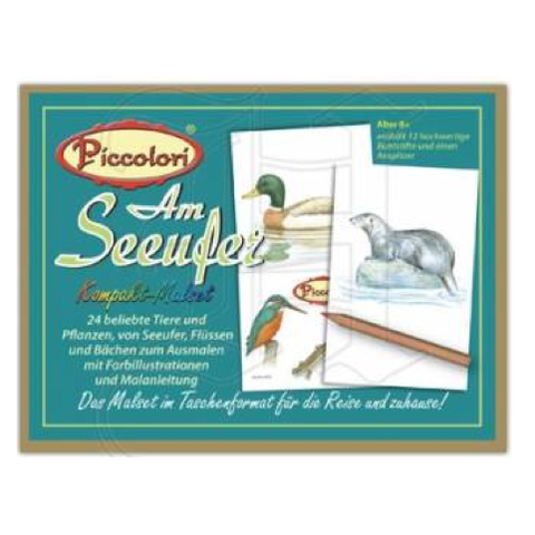 Piccolori - Am Seeufer - Heritage Playing Card Company