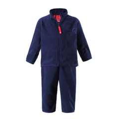 REIMA Fleece-Set Etamin navy