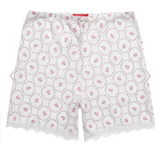 HANSSOP Shorty Pyjama Lace