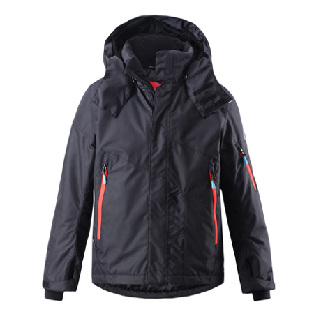 REIMA - Kinder Winterjacke Roads black