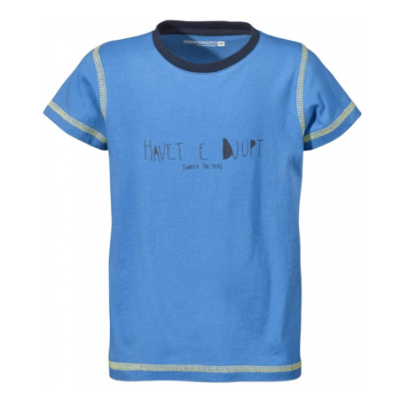 DIDRIKSONS - T-Shirt Tatipe sharp blue