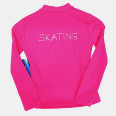 INTERMEZZO - Thermoshirt Skating fuchsia