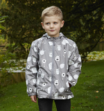 HOLLY & BEAU - farbändernde Regenjacke Little Monsters