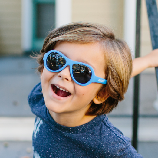 BABIATORS - Sonnenbrille Aviator True Blue