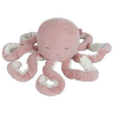 LITTLE DUTCH - Kuscheltier Octopus Ocean Pink LD4803
