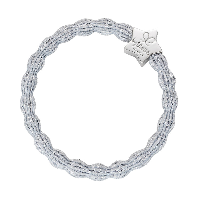 byEloise - Bangle Band Metalic Star - Star Silver