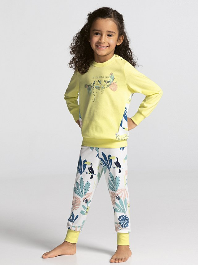 CALIDA - Pyjama Toddlers Tucan 50271