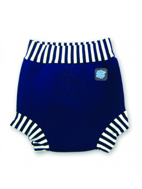 SPLASH ABOUT - Happy Nappy Schwimmwindel Navy Navy/White
