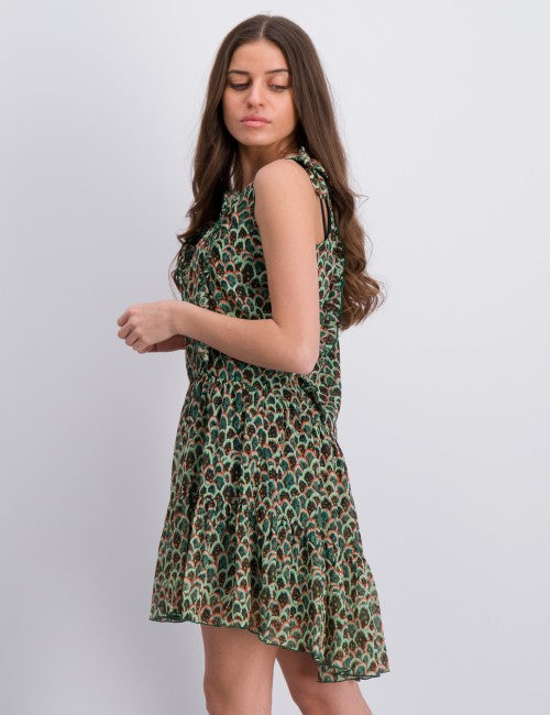 SCOTCH R'BELLE - Kleid Chiffon mit Print