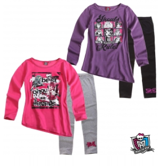 Tunika mit Leggings Monster High