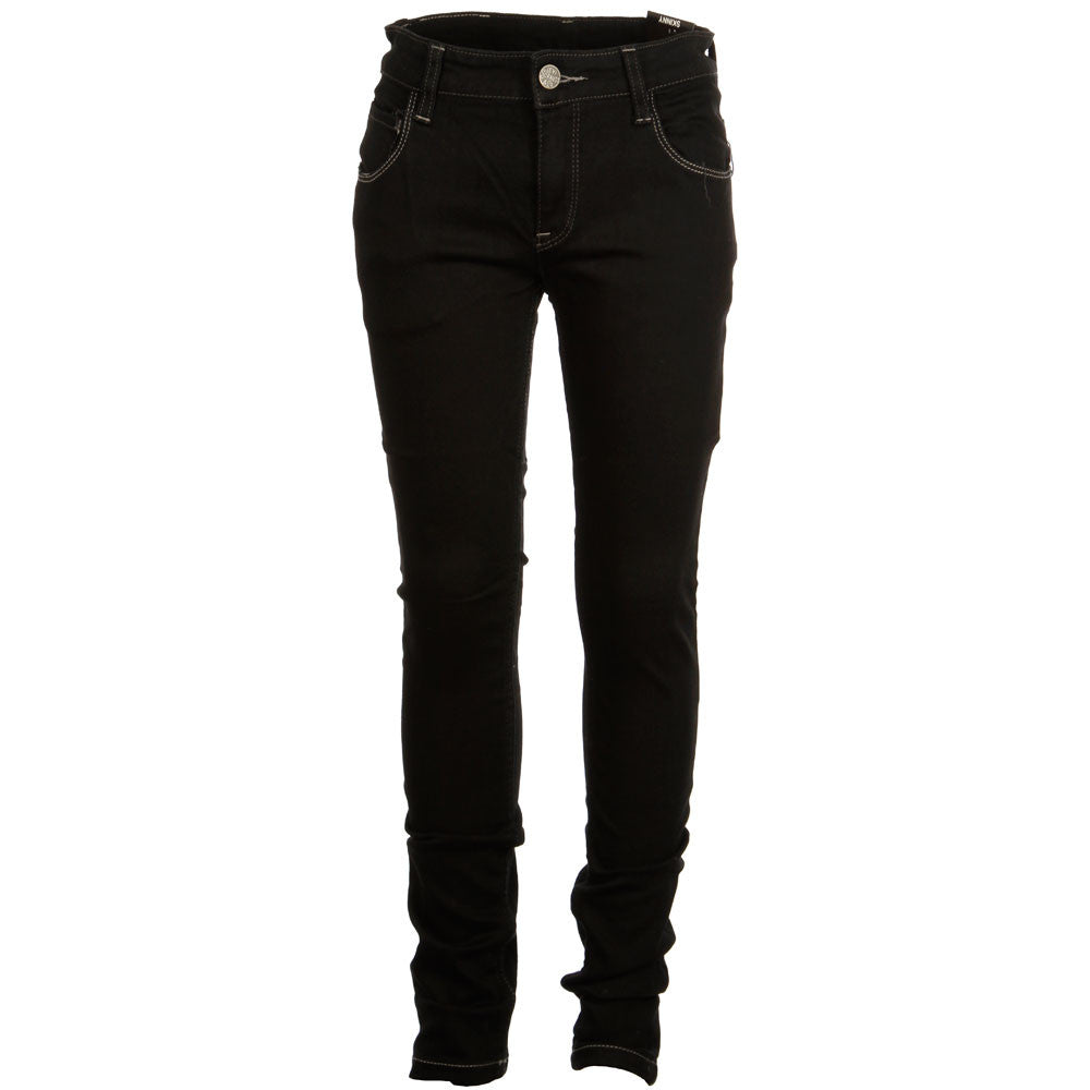LEVIS - Jeans Slim Fit Anna black 15HNG33547