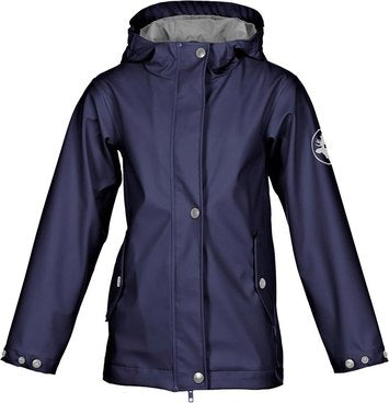 RUKKA - Regenjacke June navy