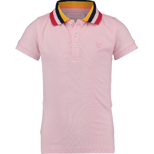 VINGINO - Polo Shirt Krissy Girls baby pink