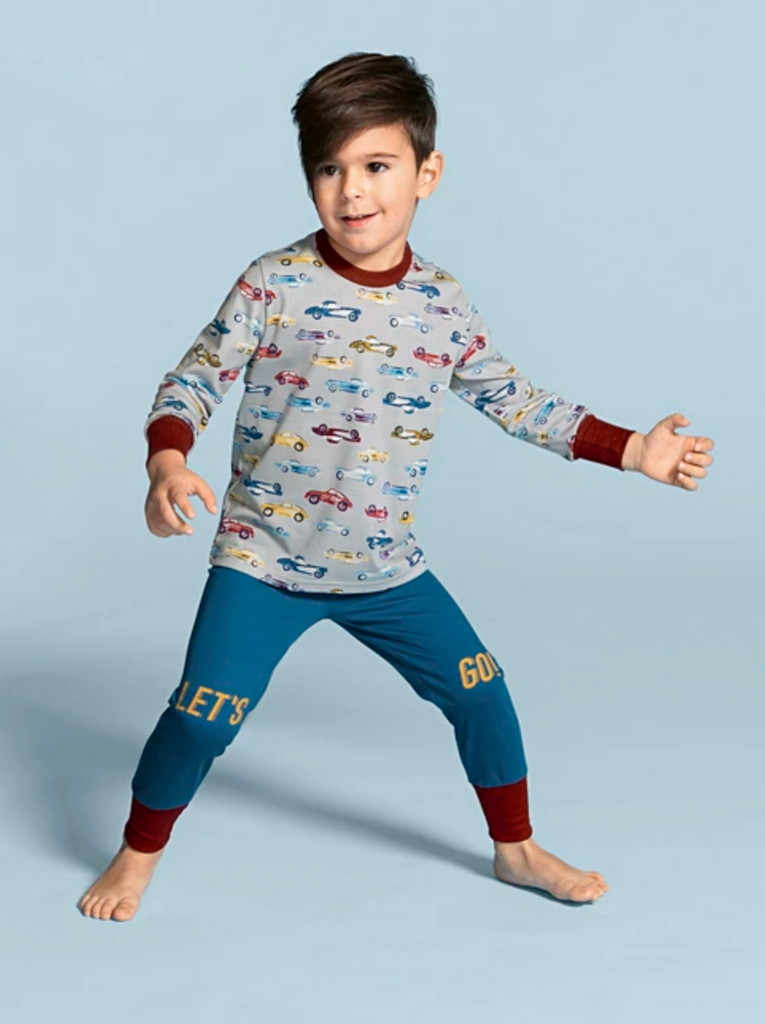 CALIDA - Pyjama Boys Cars 53373