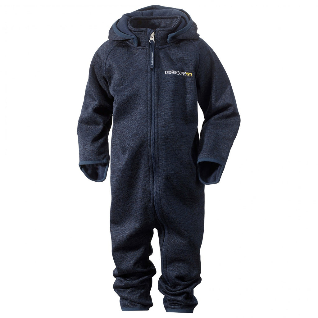 DIDRIKSONS - Overall Baby Jiele navy