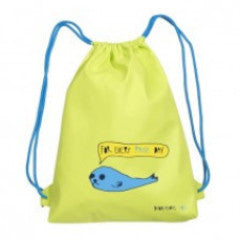 DIDRIKSONS - Gallon Bag Sportbeutel maize green