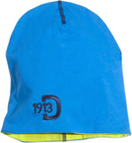 DIDRIKSONS - Beanie Mütze Kham Kids reversible sharp blue