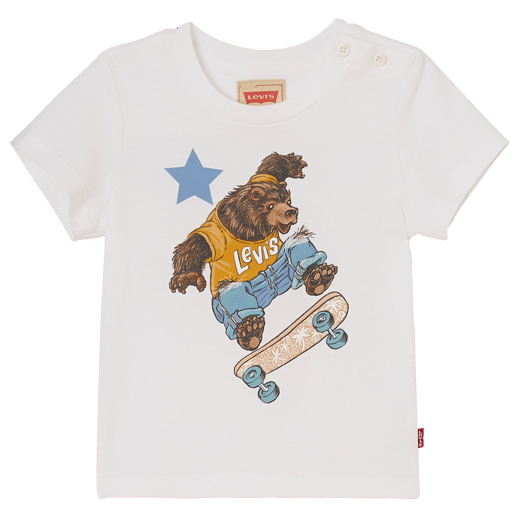 LEVIS - Baby T-Shirt Ted