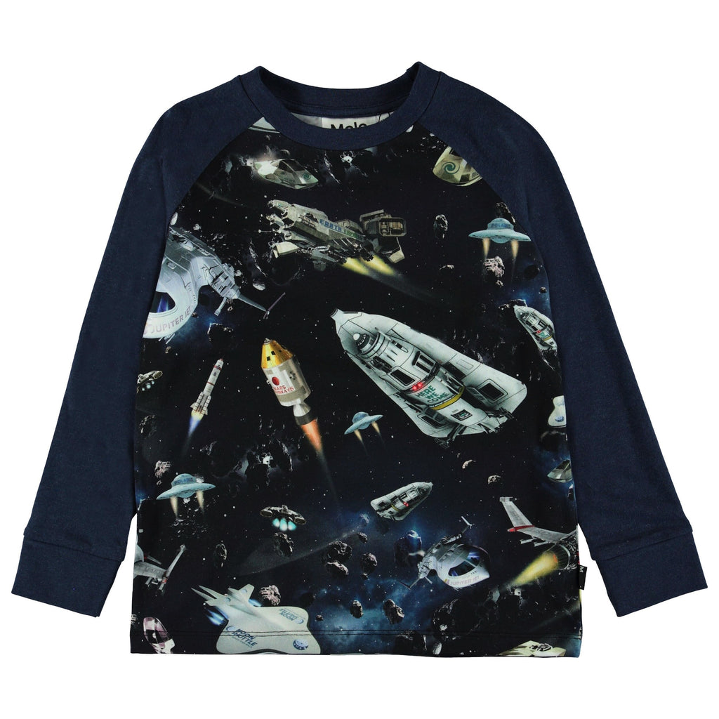 MOLO - Shirt Ramiz Space Traffic
