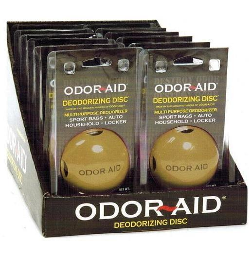 JERRY'S - Odor Aid Sphere Silver