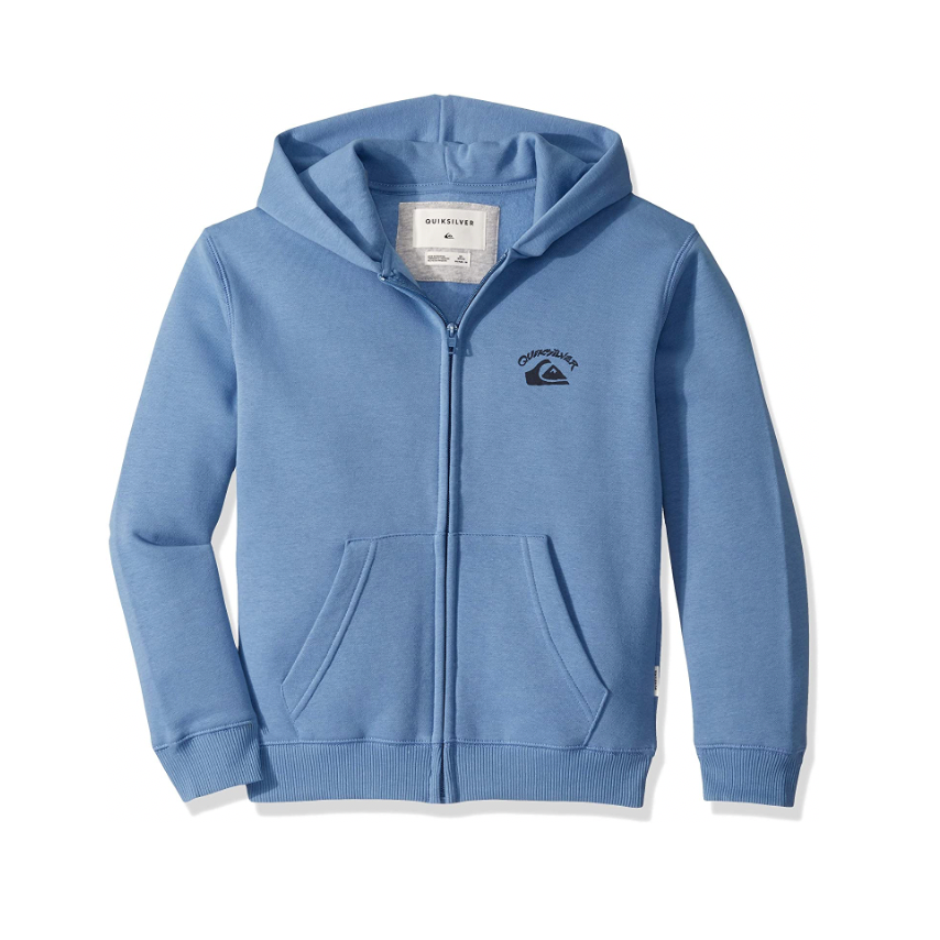 QUIKSILVER - Boroka Gap Zip Youth Sweatjacke mit Kapuze
