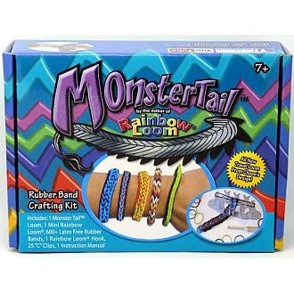 Rainbow Loom®  - MonsterTail Reise-Set