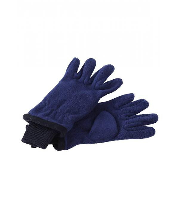REIMA® - Fleece Fingerhandschuhe Tollense navy