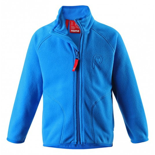REIMA - Fleece Jacke Radar blau 526160