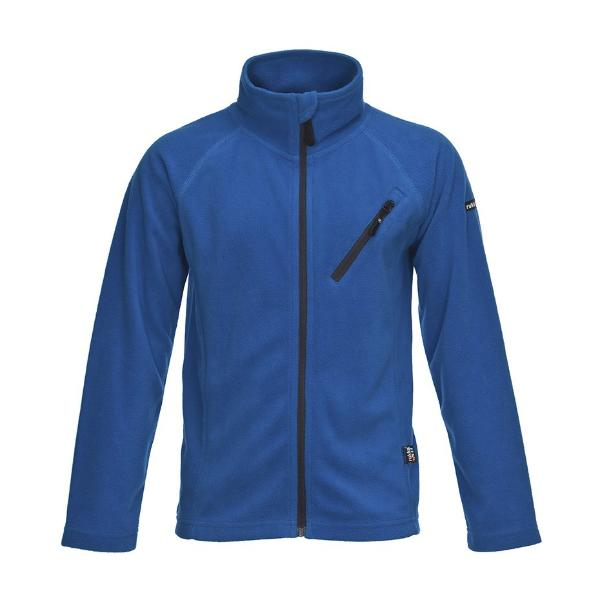 RUKKA - Fleece Jacke Olisto DSC imperial blue