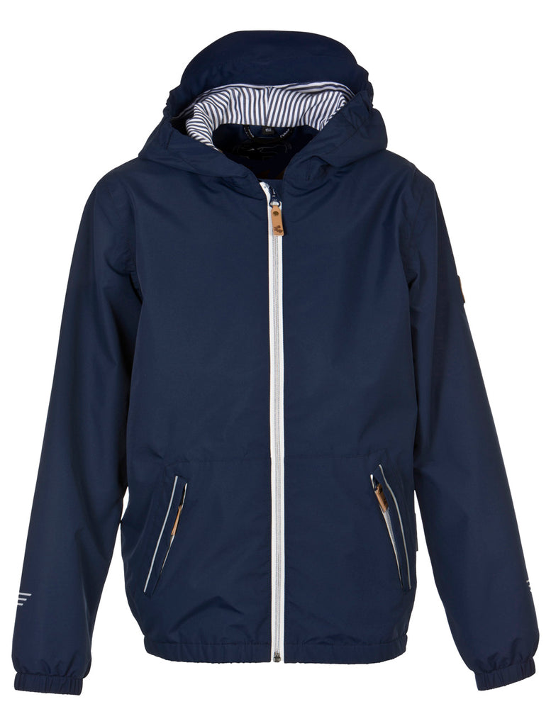 RUKKA - Regenjacke Balthazar DSC dress blue