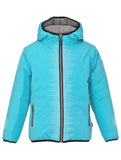 RUKKA - Thermojacke reversible Dazzle blue bird