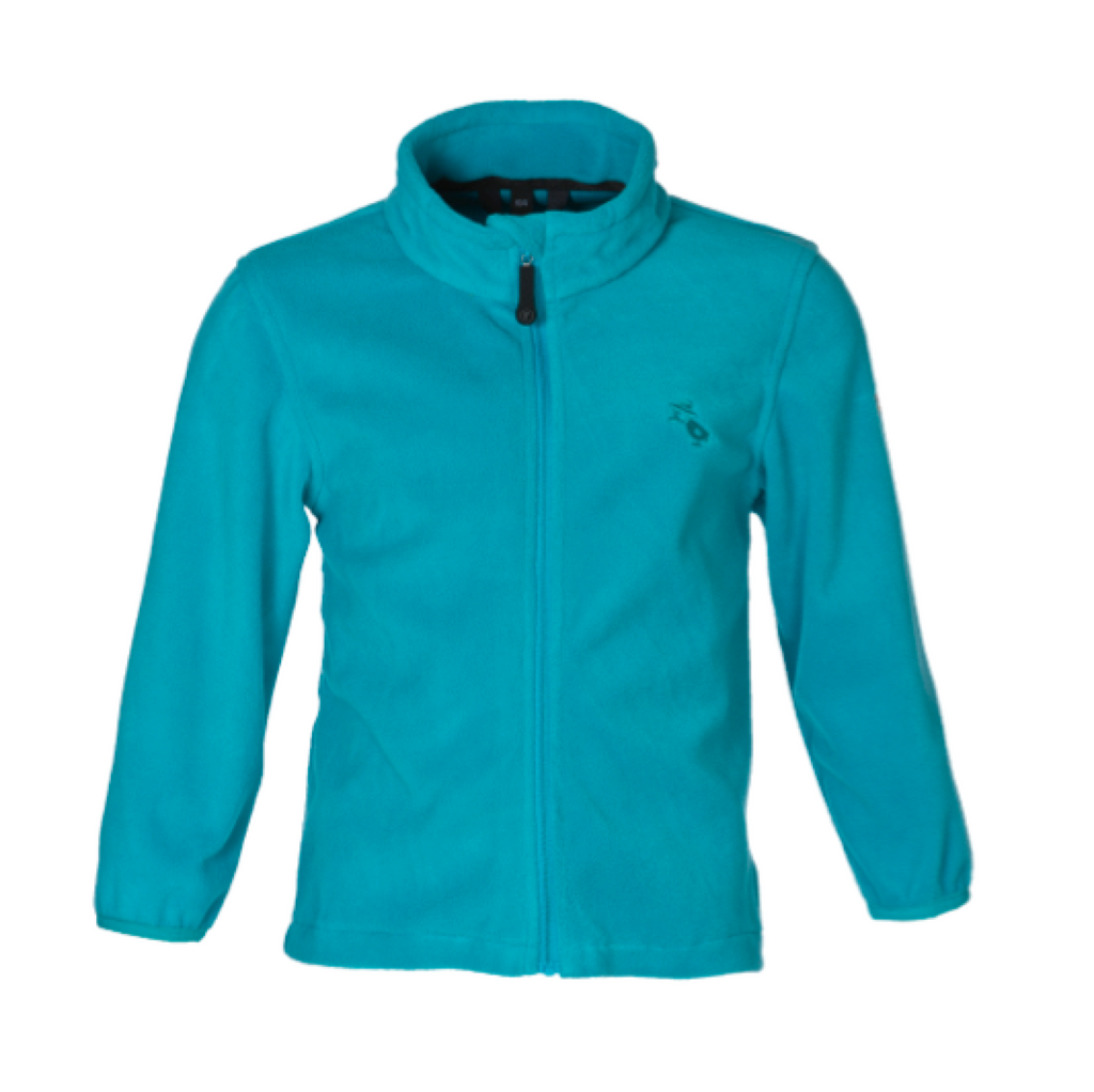 RUKKA - Fleece Jacke DSC Olilo blue bird