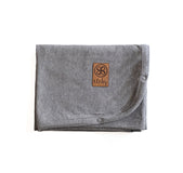 Cloby - UV Decke UPF 50+ heather grey