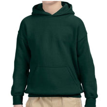 Load image into Gallery viewer, Five Eau Youth North of 42 Coordinates Sweater in Forest Green - please specify location