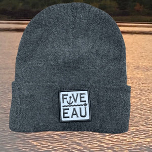 Block Logo Toque