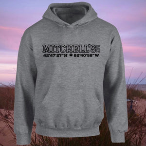 Mitchell's Bay - North of 42° Hoodie