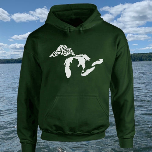 Great Lakes Logo Hoodie - Superior