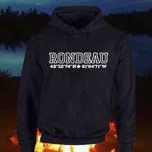 Load image into Gallery viewer, Rondeau - North of 42° - Pullover Hoodie