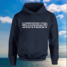 Load image into Gallery viewer, Mitchell's Bay - North of 42° Hoodie