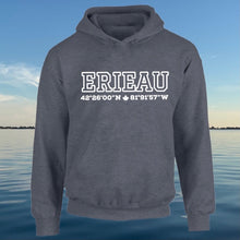 Load image into Gallery viewer, Erieau - North of 42 - Pullover Hoodie