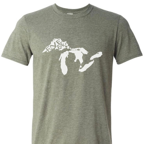 Great Lakes Logo T-Shirt - Superior