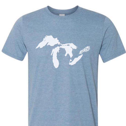 Great Lakes Logo T-Shirt - Ontario