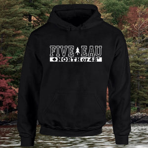 North of 42 Pullover Hoodie