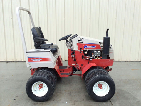 USED KT, 4100 B&S GAS-AIR COOL [1373 hrs]