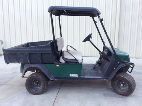USED Terrain 1000 Gas Cart [n/a hrs]