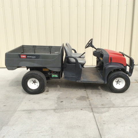 Toro Workman MDX [1301 hrs]