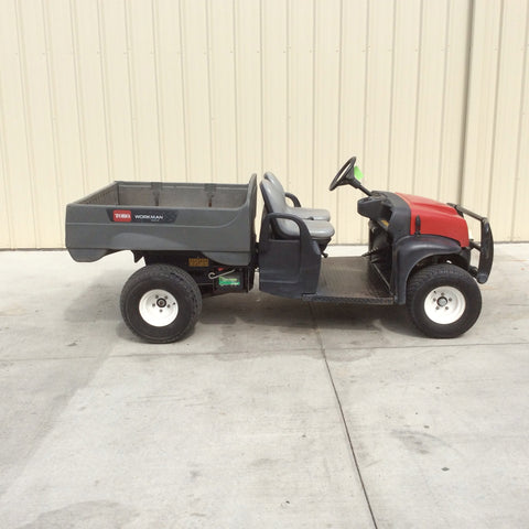 Toro Workman MDX [1512 hrs]