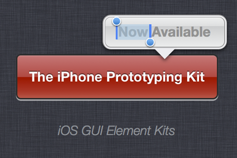 iPhone iOS GUI Mockup and Prototyping Tools.
