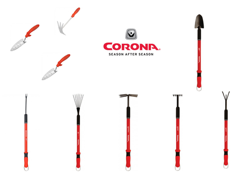 Corona Tools Logo and Text